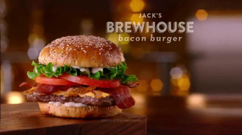Jack in the Box Brewhouse Bacon Burger TV Spot, 'Undercover' - Thumbnail 9