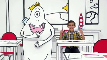 Target TV Spot, 'Back to School: My Mysterious Pencil' Song by L2M - 684 commercial airings