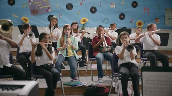 Kmart Back to School TV Spot, \'Trumpet\'