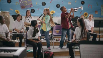 Kmart Back to School TV Spot, 'Trumpet' - Thumbnail 8