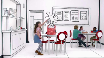 Target TV Spot, 'Back to School: How to Use a Backpack' Song by L2M - Thumbnail 3