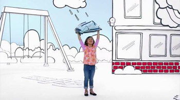 Target TV Spot, 'Back to School: How to Use a Backpack' Song by L2M - Thumbnail 4