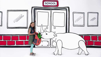 Target TV Spot, 'Back to School: How to Use a Backpack' Song by L2M