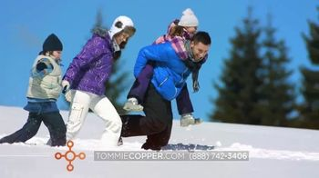 Tommie Copper TV Spot, 'This New Year' Featuring Boomer Esiason