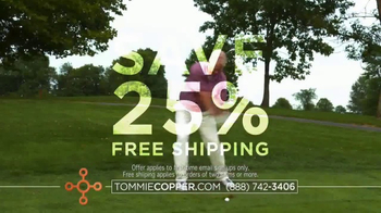 Tommie Copper TV Spot, 'This New Year' Featuring Boomer Esiason - Thumbnail 8