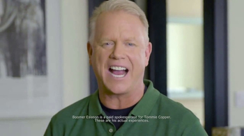 Tommie Copper TV Spot, 'This New Year' Featuring Boomer Esiason - Thumbnail 3