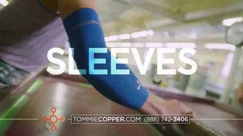 Tommie Copper TV Spot, 'This New Year' Featuring Boomer Esiason - Thumbnail 4