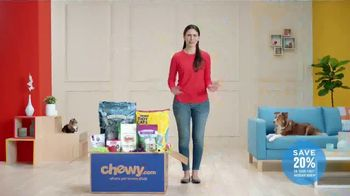 Chewy.com TV Spot, 'Makes Shopping for Pets Easy'
