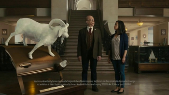 Farmers Insurance TV Spot, 'Hall of Claims: Billy Goat Ruffians' - Thumbnail 6