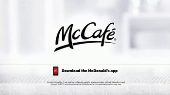 McDonald's McCafe TV Spot, 'Coffee at a Price' - Thumbnail 5