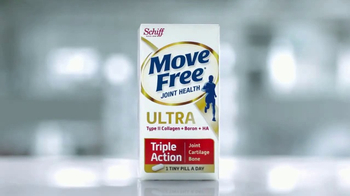 Move Free Ultra Triple Action TV Spot, 'Rise Above' Feat. Kristi Yamaguchi - Thumbnail 4