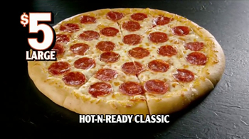 Little Caesars Pizza 5 for $5 TV Spot, 'Your Pick' - Thumbnail 2