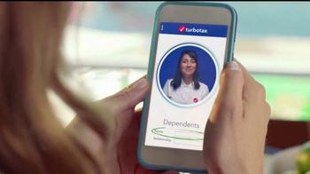 TurboTax TV Spot, 'Dependientes' con Karla Souza - Thumbnail 9