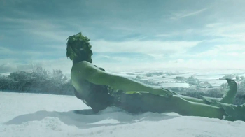 Green Giant Riced Veggies TV Spot, 'Snow Angels' - Thumbnail 7