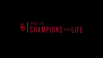 Big 12 Conference TV Spot, 'Brandon Parrish' - Thumbnail 8