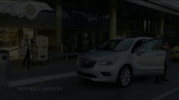 2017 Buick Envision TV Spot, 'Holidays: Foot-Activated Liftgate' Song by Matt and Kim [T2] - Thumbnail 1