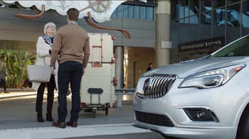 2017 Buick Envision TV Spot, 'Holidays: Foot-Activated Liftgate' Song by Matt and Kim [T2] - Thumbnail 2