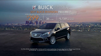 2017 Buick Envision TV Spot, 'Holidays: Foot-Activated Liftgate' Song by Matt and Kim [T2] - Thumbnail 8