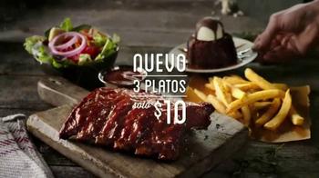 Chili's TV Spot, 'Tres platos' canción de The Doobie Brothers[Spanish] - Thumbnail 6