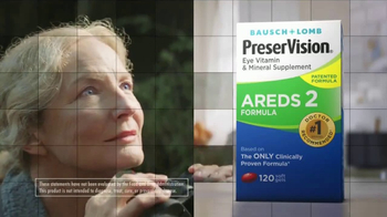 PreserVision AREDS 2 TV Spot, \'Eyes Are Everything\'