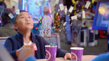Chuck E. Cheese's TV Spot, 'Win Prizes: 40 Years of Fun' - Thumbnail 2