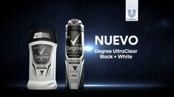 Degree UltraClear Black + White TV Spot, 'Protege tu ropa blanca' [Spanish] - Thumbnail 7