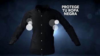 Degree UltraClear Black + White TV Spot, 'Protege tu ropa blanca' [Spanish] - Thumbnail 4