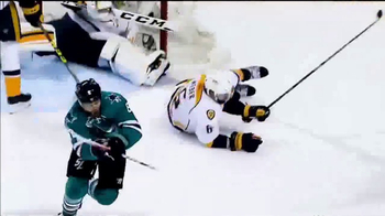 College Hockey, Inc. TV Spot, '80% of the Americans in the NHL' Featuring Joe Pavelski