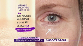 Meaningful Beauty Ultra TV Spot, 'Transformar' con Cindy Crawford [Spanish] - Thumbnail 6