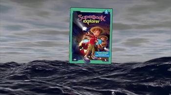 CBN Superbook: Explorer Vol. 6 TV Spot, 'Two Stories' - Thumbnail 1