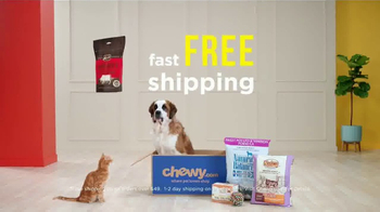 Chewy.com TV Spot, 'Prices You'll Love' - Thumbnail 10