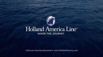 Holland America Line TV Spot, 'Music Walk' - Thumbnail 7