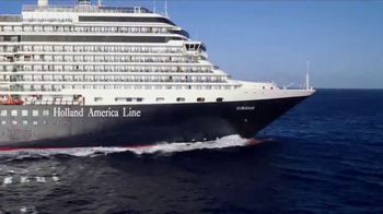Holland America Line TV Spot, 'Carefully Crafted Journeys' - Thumbnail 1