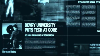 DeVry University TV Spot, 'Technology' - Thumbnail 4