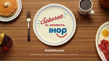 IHOP Todos Los Pancakes Que Puedas Comer TV Spot, 'Momento' [Spanish] - Thumbnail 5