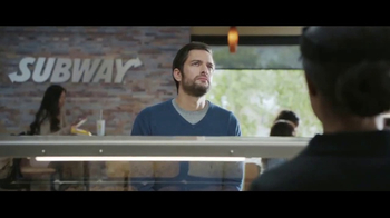 Subway Steak & Cheese Footlong TV Spot, 'Maestro del menú' [Spanish] - Thumbnail 1
