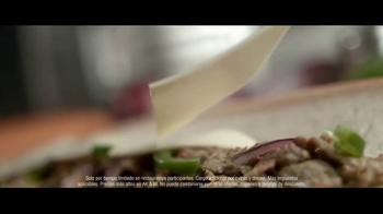 Subway Steak & Cheese Footlong TV Spot, 'Maestro del menú' [Spanish] - Thumbnail 5