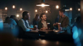 Applebee's Bourbon Street Chicken & Shrimp TV Spot, 'Unspoken Rule' - 497 commercial airings