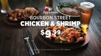 Applebee's Bourbon Street Chicken & Shrimp TV Spot, 'Unspoken Rule' - Thumbnail 8