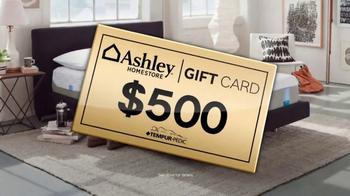 Ashley HomeStore New Year's Savings Bash TV Spot, 'Gift Card' - Thumbnail 5