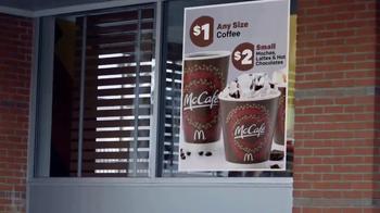 McDonald's McCafe TV Spot, 'Bold Flavor' - Thumbnail 4