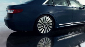 2017 Lincoln Continental TV Spot, 'Crafted' Featuring Matthew McConaughey - Thumbnail 4