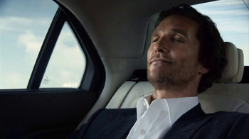2017 Lincoln Continental TV Spot, 'Crafted' Featuring Matthew McConaughey - Thumbnail 3