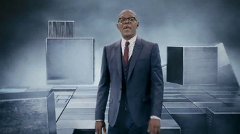 Capital One Quicksilver TV Spot, 'Blocks' Featuring Samuel L. Jackson - 2 commercial airings