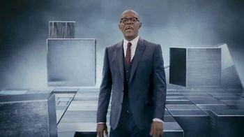 Capital One Quicksilver TV Spot, 'Blocks' Featuring Samuel L. Jackson - 2 commercial airings