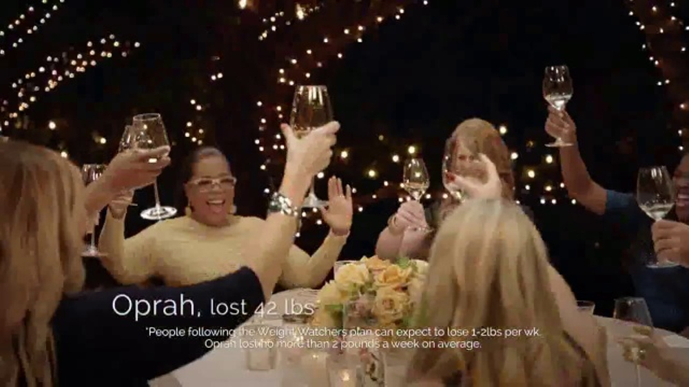 Weight Watchers TV Commercial, 'It's a Member Party' Featuring Oprah Winfrey