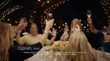 Weight Watchers TV Spot, \'It\'s a Member Party\' Featuring Oprah Winfrey