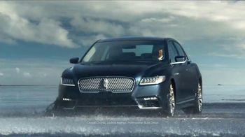 Lincoln Motor Company TV Spot, 'Entrance' Featuring Matthew McConaughey