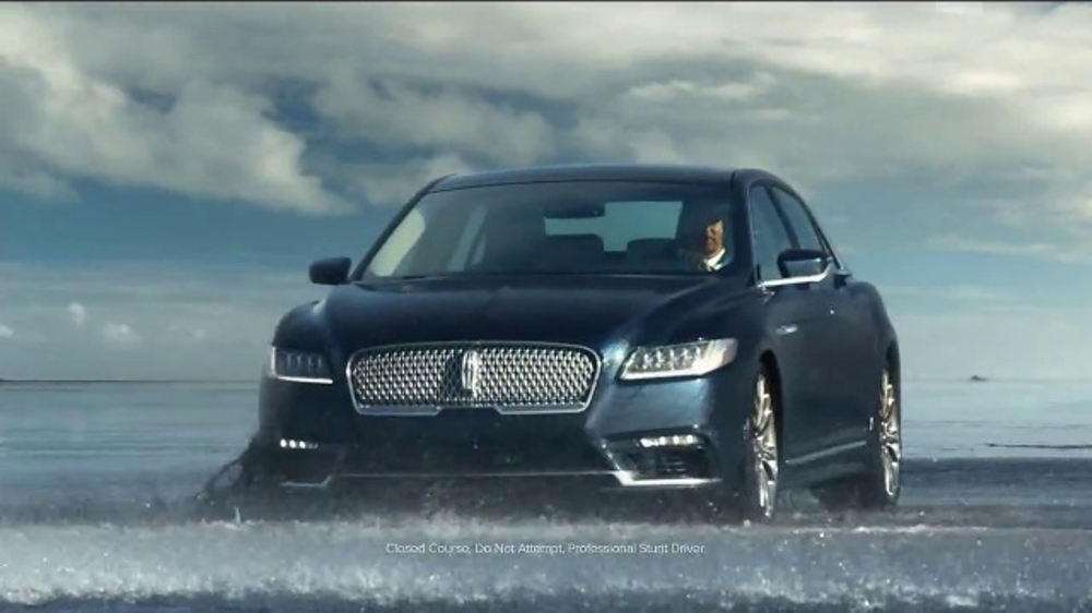 Lincoln Motor Company Tv Commercial Entrance Featuring Matthew
