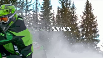 Arctic Cat ZR 9000 Turbo TV Spot, 'Speed Is Beautiful' - Thumbnail 5